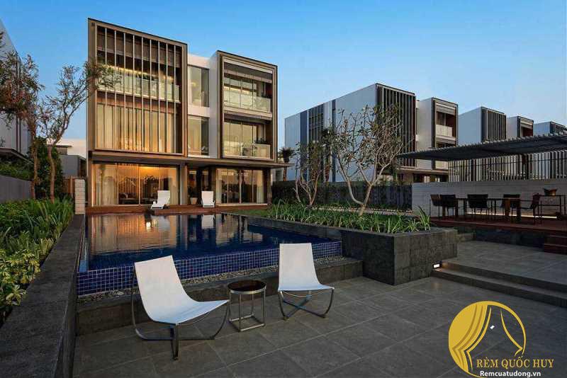 Dự Án Rèm Cửa Villa - Rèm cửa cao cấp