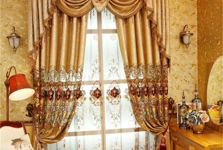 5 loại rèm tân cổ điển không bao giờ cũ